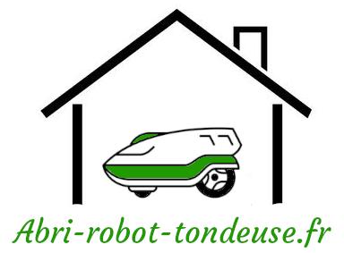 Abri robot tondeuse